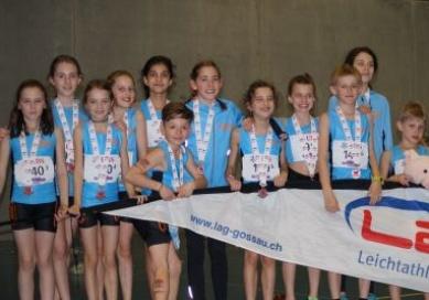 Schweizerfinal UBS Kids Cup Team