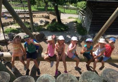 Kids Kurs Ausflug
